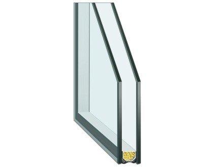 Купить стеклопакет для окна однокамерный стеклопакет