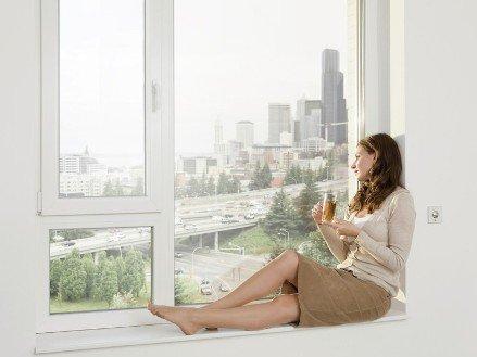 Окна со стеклопакетами шумоизоляция