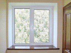 Окно ПВХ для хрущевки панельной