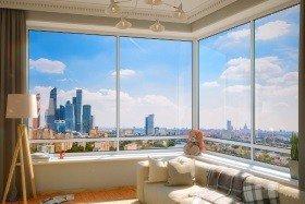 Панорамное окно в Москве и МО