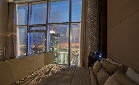 Панорамное окно в новостройках