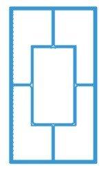 Восьмой вариант окна с раскладкой
