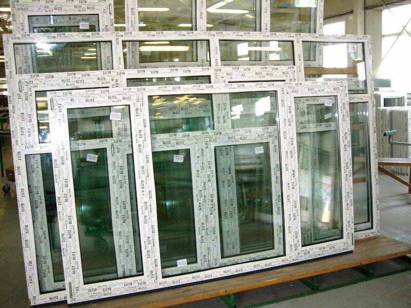 окна от производителя завод