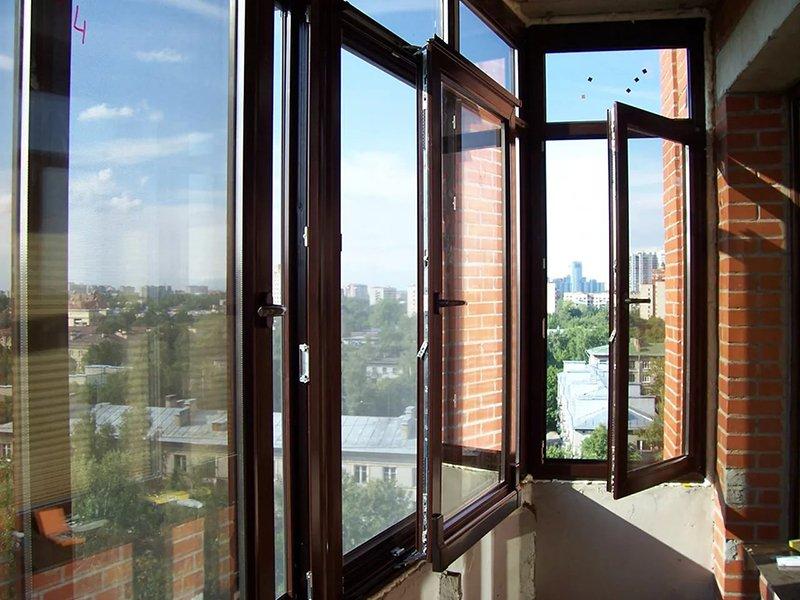 окна эконом