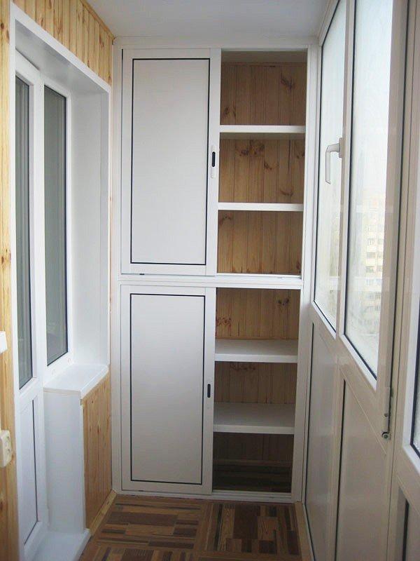 Пластиковая балконная мебель