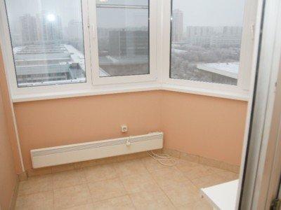 Отделка балкона под ключ гипсокартоном