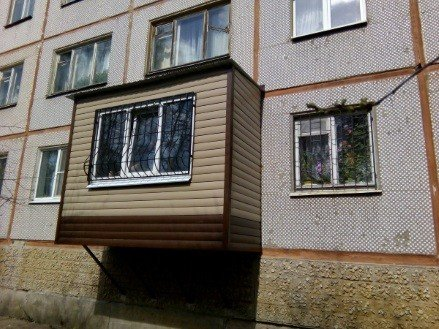 Для чего нужна пристройка балконов