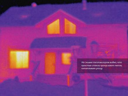 Энергосберегающие окна по сравнению с обычными