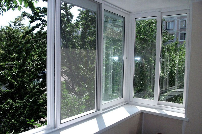 Раздвижные пластиковые окна Слайдорс