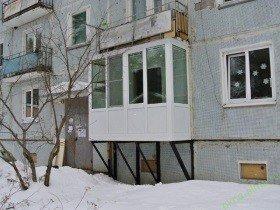 Строительство балкона в Москве