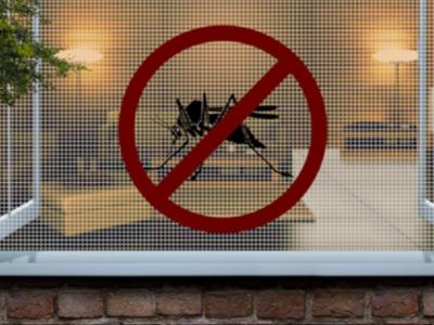 Сетка на окна Антикошка от насекомых