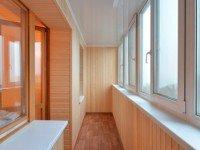 Ремонт лоджий и балконов под ключ по доступным ценам в Москве