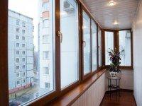 Сделали отделку балкона в Москве по низкой цене