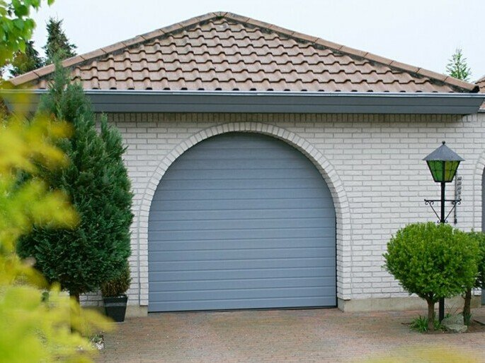 Автоматические гаражные ворота по ГОСТ