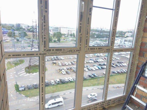 Купить пластиковые окна со скидкой из профиля Рехау