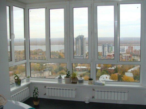 Окна в г. Щербинка с собственного завода компании