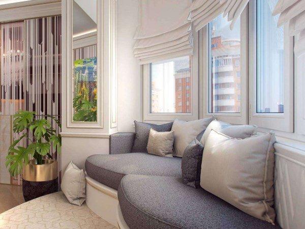 Остекление, отделка и ремонт балконов