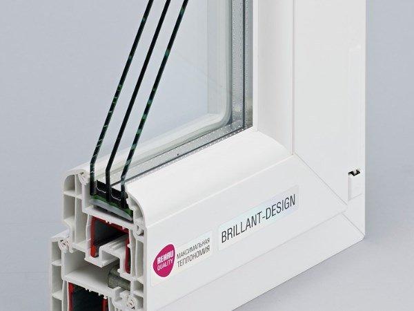 окна рехау брилиант дизайн