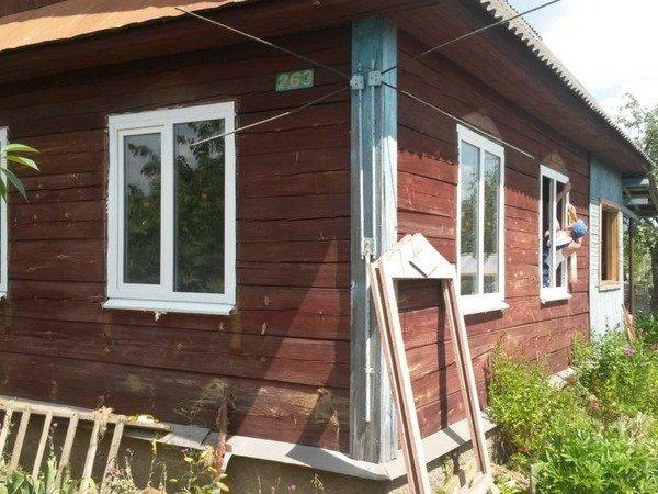 Пластиковые окна в дом от производителя