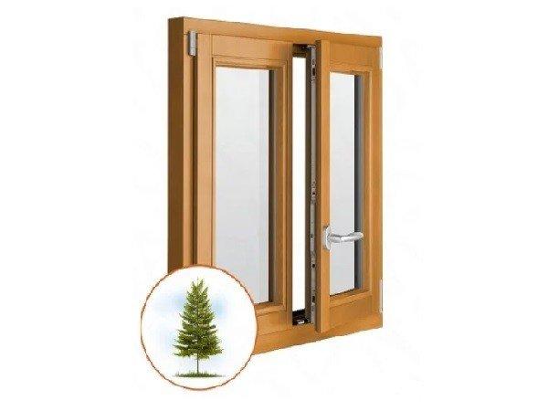 Деревянные окна от производителя