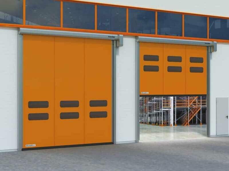 Производственные ворота