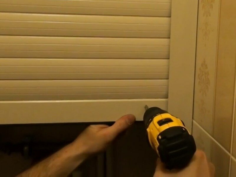 Сантехнические двери