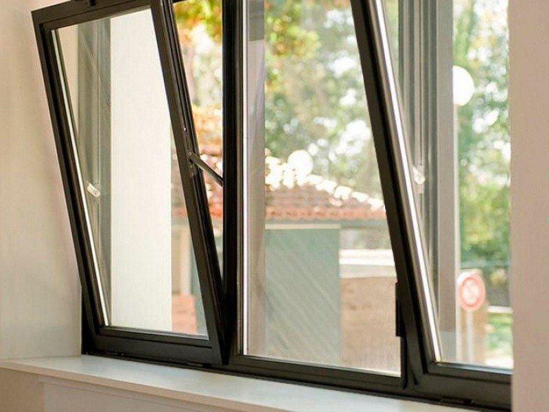 Откидные окна по ГОСТ