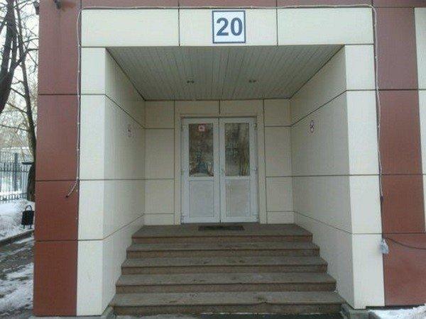 Русроллс вход в здание