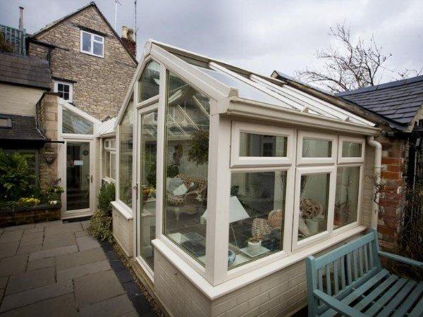 пластиковые окна для веранды