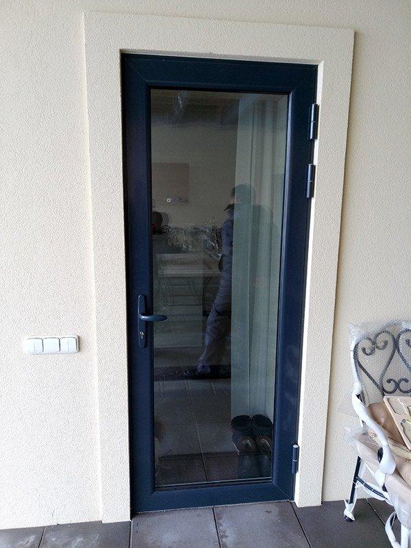 двери для дома с терморазрывом