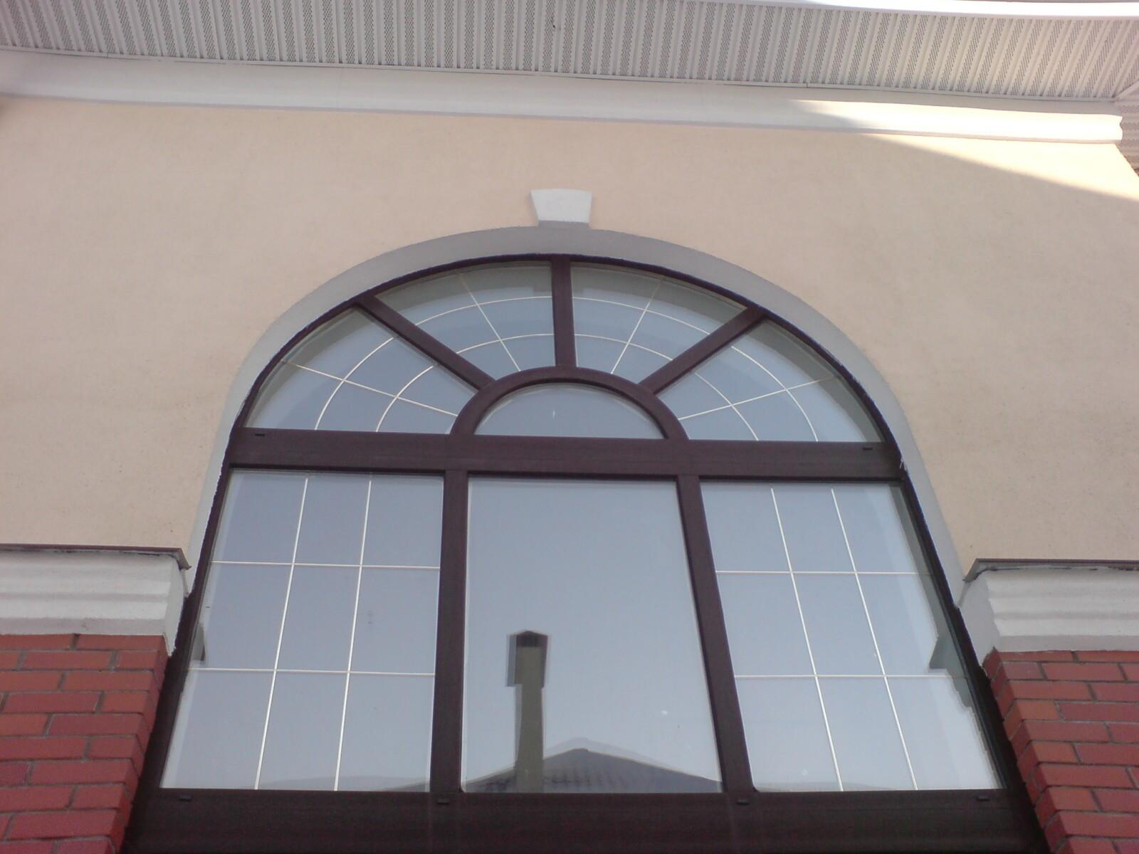 фигурные окна