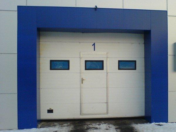 Ворота rsd02