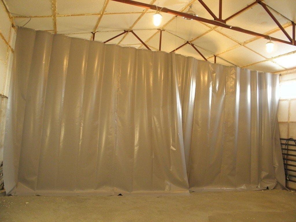 промышленные шторы