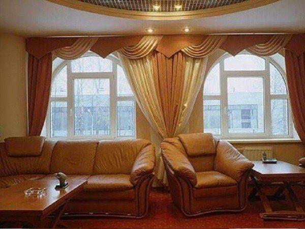 Окна для зала Премиум