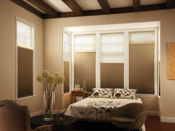Премиум окна для спальни