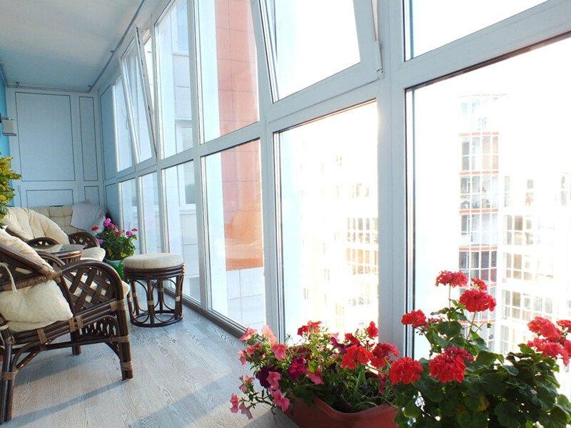 Остекление балкона по ценам от производителя