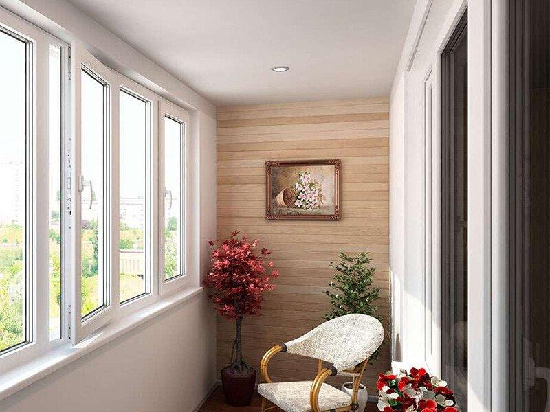 Остекление балкона по цене без переплат