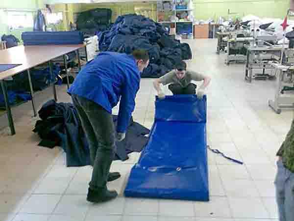 производство тента