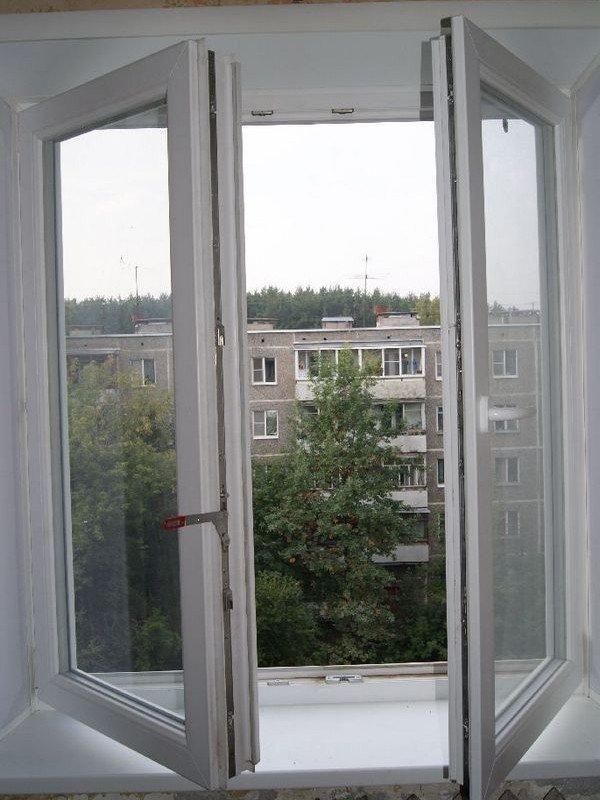 штульповые окна эконом