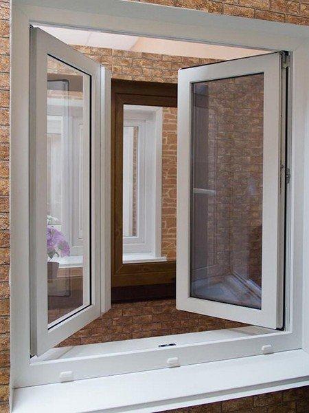 штульповые окна от Русроллс