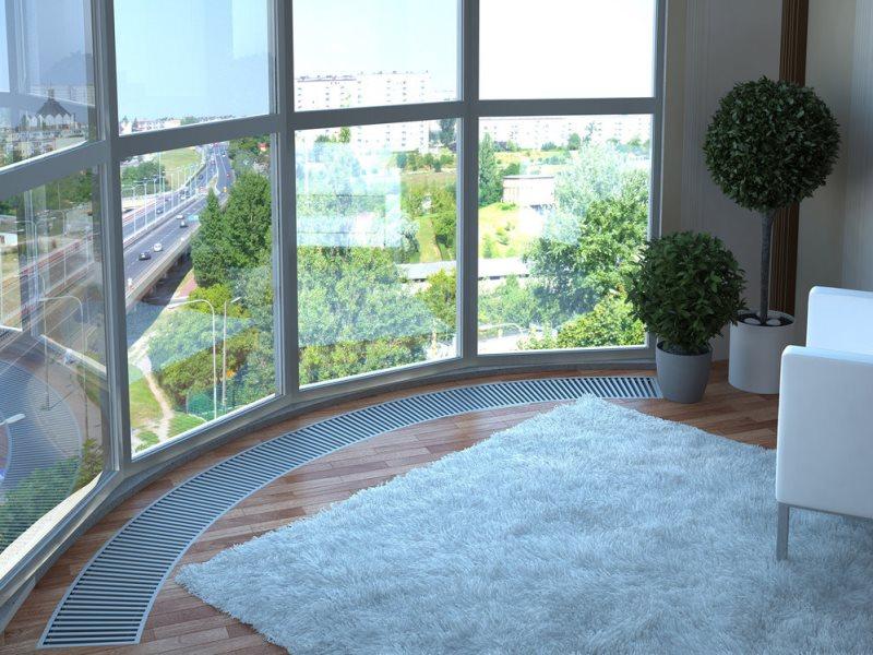 Панорамные стеклопакеты от Русроллс