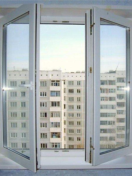 штульповые окна стандарт