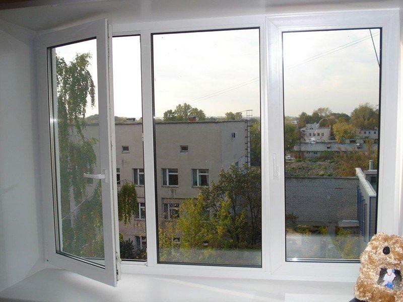 стеклопакеты на окна эконом