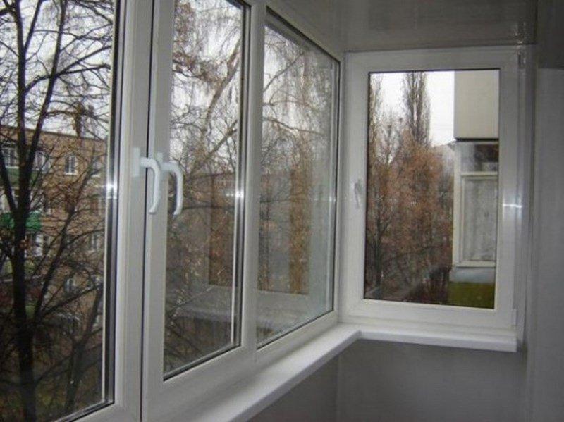 Остекление балконов в Подольске