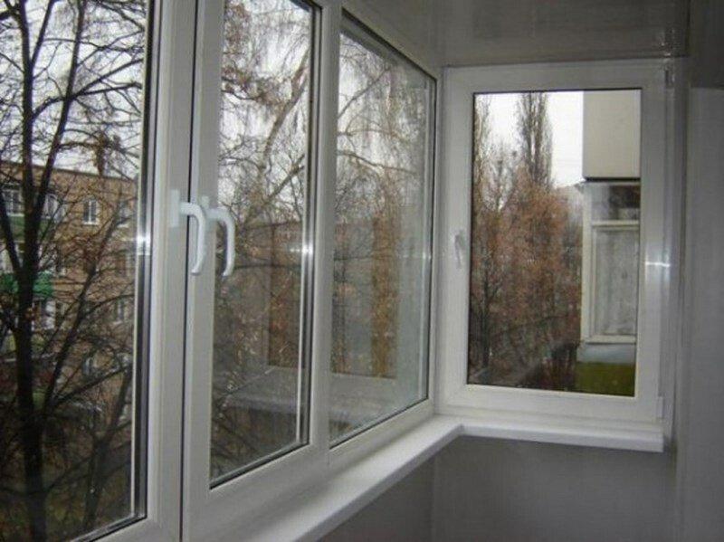 Остекление балконов в Раменском