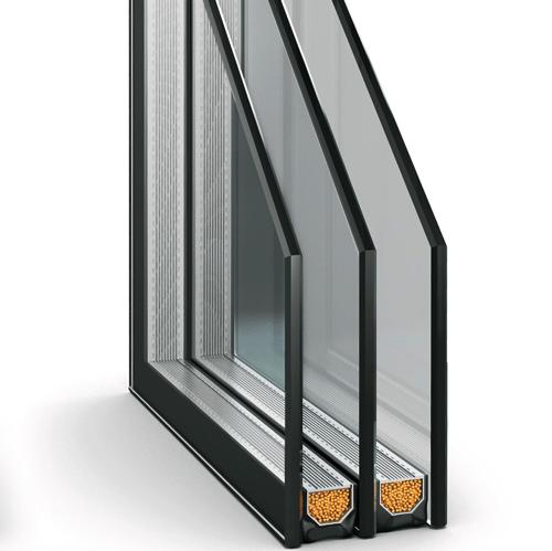 Панорамные стеклопакеты премиум