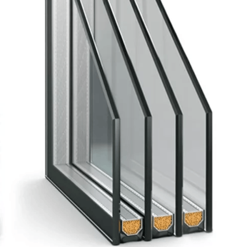 Панорамные стеклопакеты люкс
