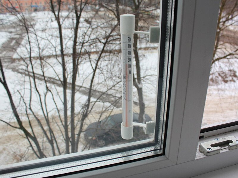 Теплые окна