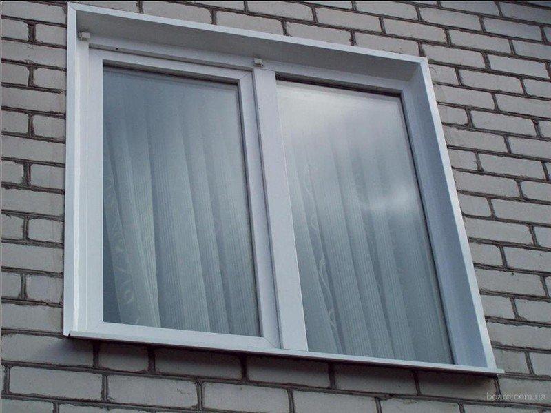 Купить готовые пластиковые окна от производителя