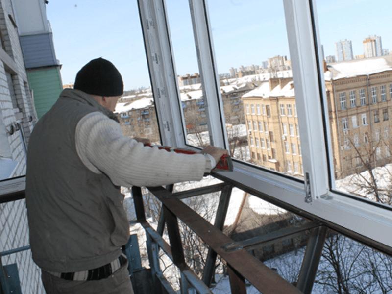 Остекление балконов акции